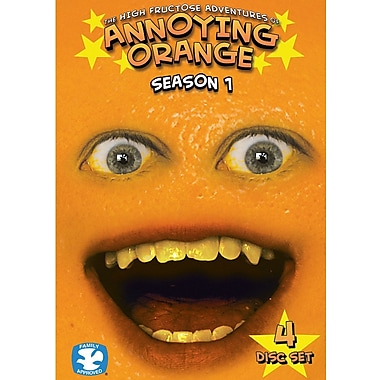 The High Fructose Adventures of Annoying Orange, Season 1 (DVD)