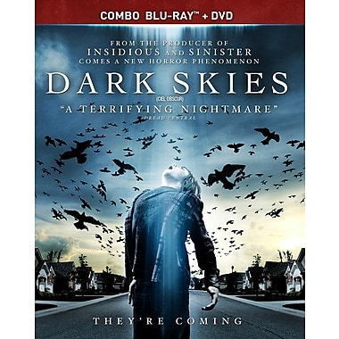 Dark Skies (Blu-Ray + DVD)