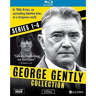 George Gently Collection Series 1-4 (Blu-Ray)