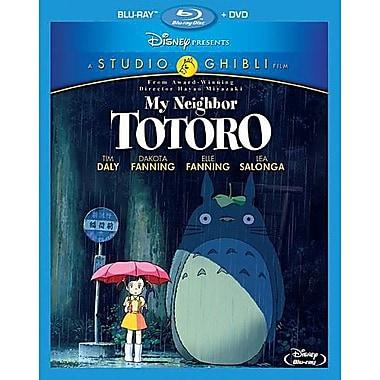 My Neighbor Totoro (Blu-Ray + DVD)
