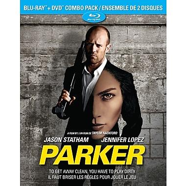 Parker (Blu-Ray + DVD)