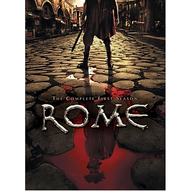 Rome: The Complete First Season (DVD) 2013