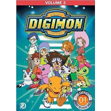 Digimon Adventure V3 (DVD)