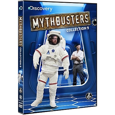 Mythbusters Collection 9 (DVD)