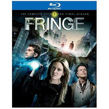 Fringe: The Complete Fifth Season (Blu-Ray + UltraViolet)