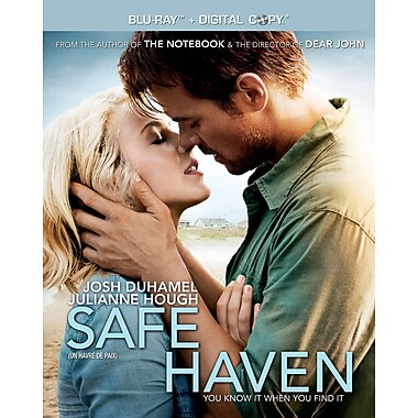 Safe Haven (Blu-Ray + Digital Copy)