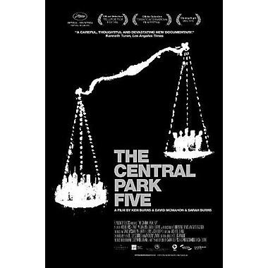 Ken Burns: The Central Park Five (DVD)