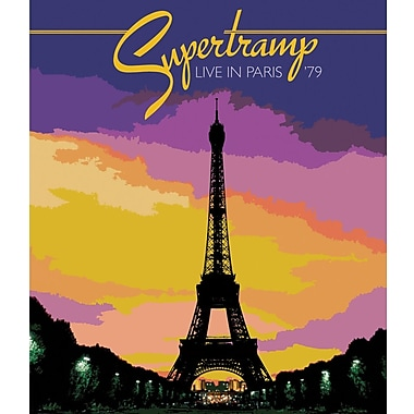 Live In Paris '79 (Blu-Ray)