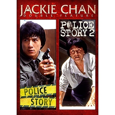 Jackie Chan Double Feature: Police Story/Police Story II (DVD)
