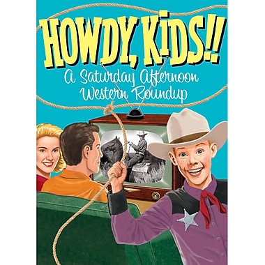 Howdy Kids! A Saturday Afternoon Western Roundup (DVD)