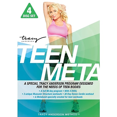 Tracy Anderson: Teen Meta (DVD)