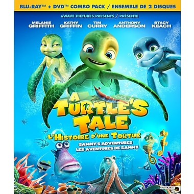 A Turtle's Tale: Sammy's Adventures (Blu-Ray + DVD)