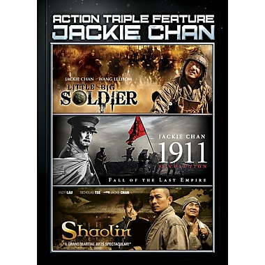 Jackie Chan'S Triple Feature (DVD)