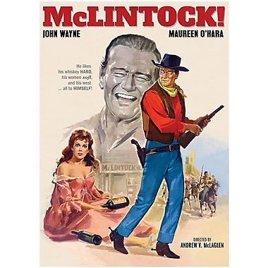 McLintock! (DVD) 2013