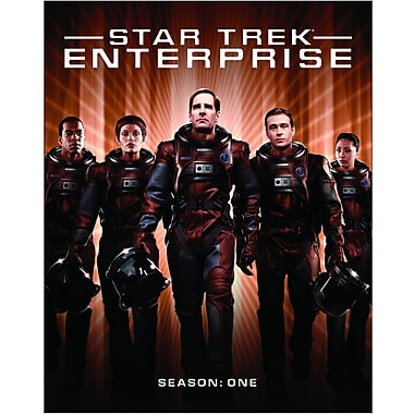 Star Trek Enterprise: The Complete First Season (Blu-Ray)