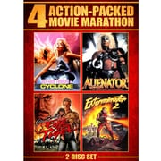 Action Packed Movie Marathon (DVD)