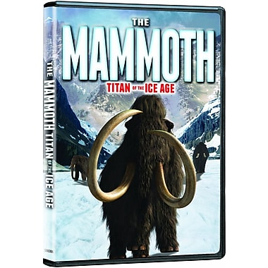The Mammoth: Titan of the Ice Age (DVD)