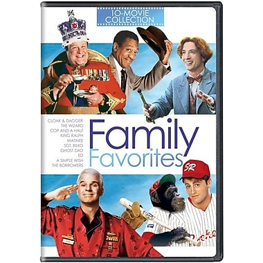 Family Favorites: 10 Movie Collection (DVD)