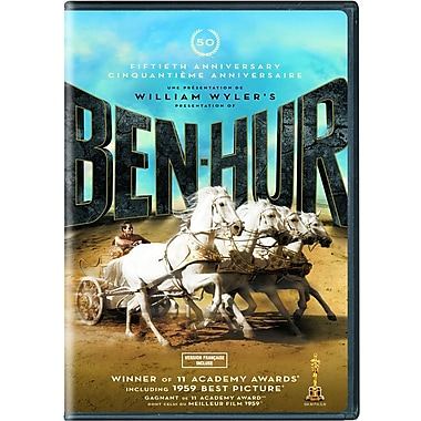 Ben Hur: 50th Anniversary Edition (DVD)