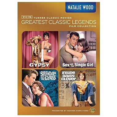 TCM Greatest Classic Films: Legends: Natalie Woods (DVD)