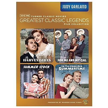 TCM Greatest Classic Films: Legends: Judy Garland (DVD)