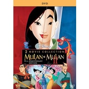 Mulan 2 Movie Collection (DVD)