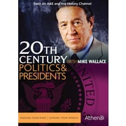 20th Century With Mike Wallace: Politics & Presidents (DVD)