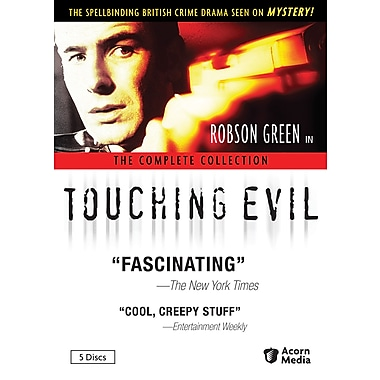 Touching Evil: The Complete Collection (DVD)