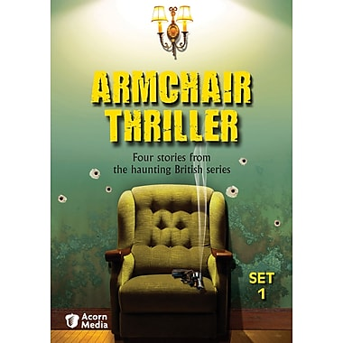 Armchair Thriller: Set 1 (DVD)
