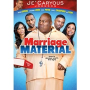 Je'Caryous Johnson's Marriage Material (DVD)