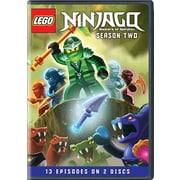 Lego Ninjago: Masters of Spinjitzu Season Two (DVD)
