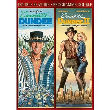 Crocodile Dundee/Crocodile Dundee II Double Feature (DVD)