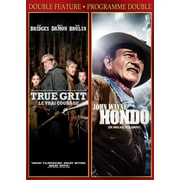 True Grit (2010)/Hondo Double Feature (DVD)