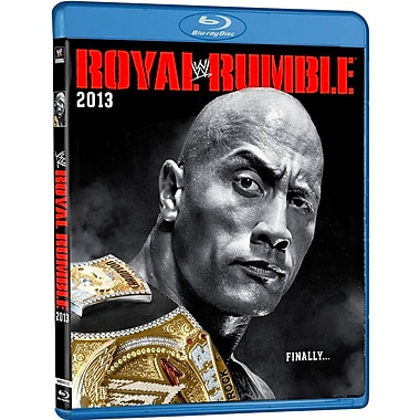 WWE 2013: Royal Rumble 2013 - Phoenix, AZ - January 27, 2013 PPV (Blu-Ray)