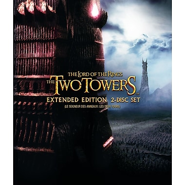 The Lord of The Rings: The Two Towers (Blu-Ray)