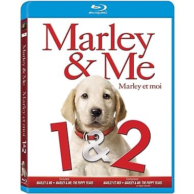Marley and Me 1 & 2 (Blu-Ray)