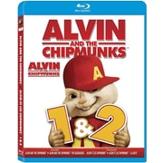 Alvin and the Chipmunks 1 & 2 (Blu-Ray)