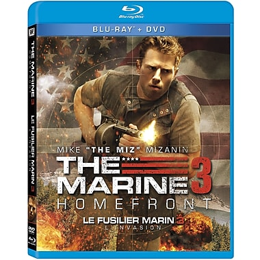 Marine 3: The Homefront (Blu-Ray + DVD)