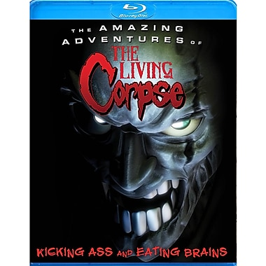 The Amazing Adventures Of The Living Corpse (Blu-Ray)