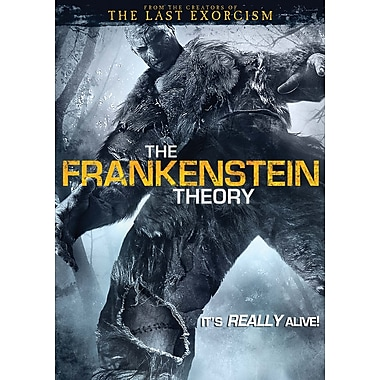 Frankenstein Theory (DVD)