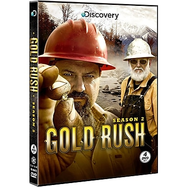 Gold Rush Season 2 (DVD)