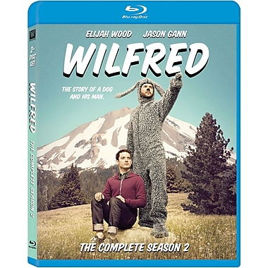 Wilfred Season 2 (Blu-Ray)