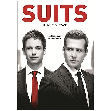 Suits: The Complete Second Season (DVD + UltraViolet + copie numérique)