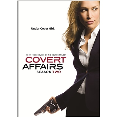Covert Affairs: The Complete Third Season (DVD)