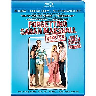 Forgetting Sarah Marshall (Blu-Ray + copie numérique + UltraViolet)