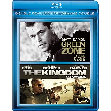Green Zone/The Kingdom (Blu-Ray)