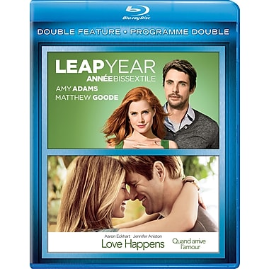 Leap Year/Love Happens (Blu-Ray)