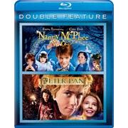 Nanny McPhee/Peter Pan (Blu-Ray)