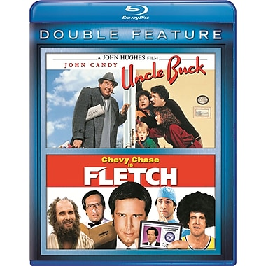 Uncle Buck/Fletch (Blu-Ray)