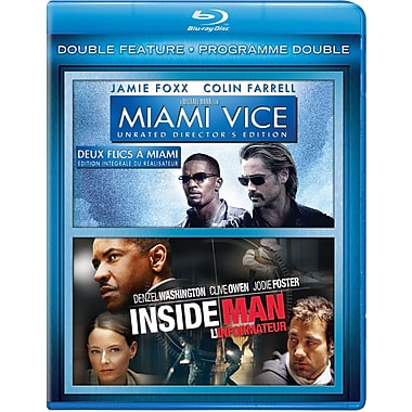 Miami Vice/Inside Man (Blu-Ray)